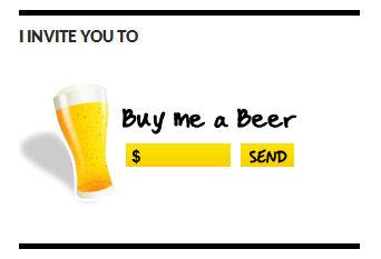 Buy me a Beer? (1/2)